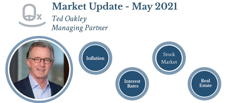 Ted Oakley- Market Update May 2021 - Oxbow Advisors YT